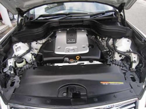 Nissan Skyline Crossover engine