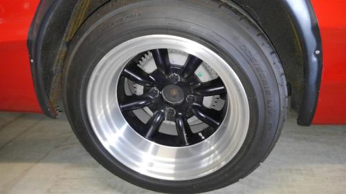 1971 Nissan Skyline KGC10 coupe GT-X Watanabe wheel 2