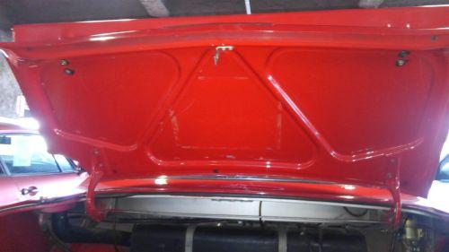 1971 Nissan Skyline KGC10 coupe GT-X boot lid underside