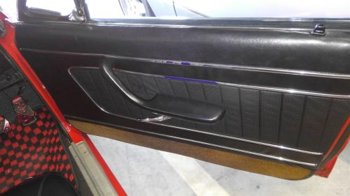 1971 Nissan Skyline KGC10 coupe GT-X driver door lining