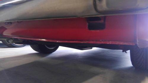 1971 Nissan Skyline KGC10 coupe GT-X front under bumper