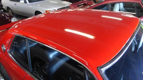 1971 Nissan Skyline KGC10 coupe GT-X roof right side