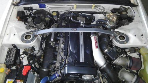 1993 R32 GTR with Fine Spec engine 2009 engine