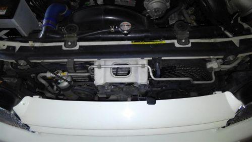 1993 R32 GTR with Fine Spec engine 2009 radiator