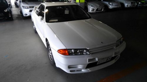 1993 R32 GTR with NISMO Fine Spec engine 2009 front right