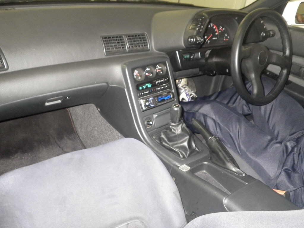1993 R32 GTR with NISMO Fine Spec engine 2009 interior rear