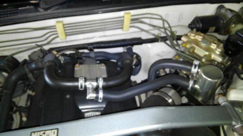 1993 R32 GTR with NISMO Fine Spec engine 2009 strut brace