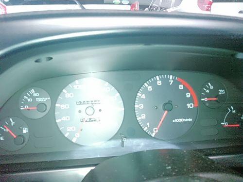 1994 Nissan Skyline R32 GT-R instrument cluster