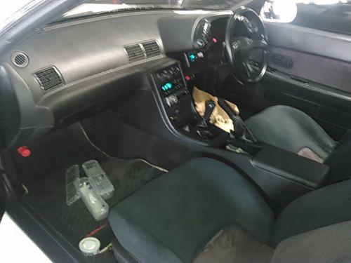 1994 Nissan Skyline R32 GT-R interior 2