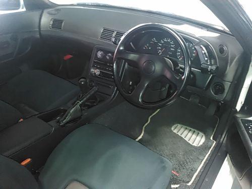 1994 Nissan Skyline R32 GT-R interior