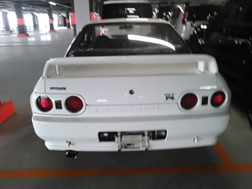1994 Nissan Skyline R32 GT-R rear