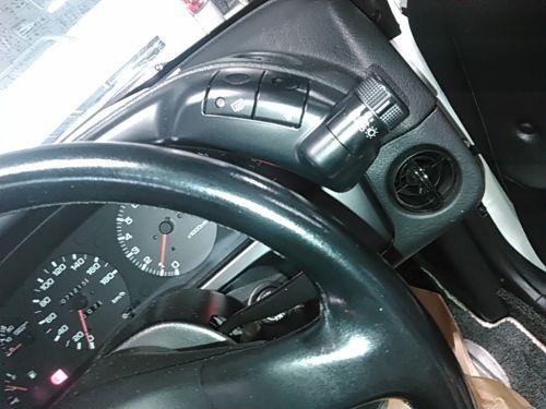 1994 Nissan Skyline R32 GT-R steering wheel vents