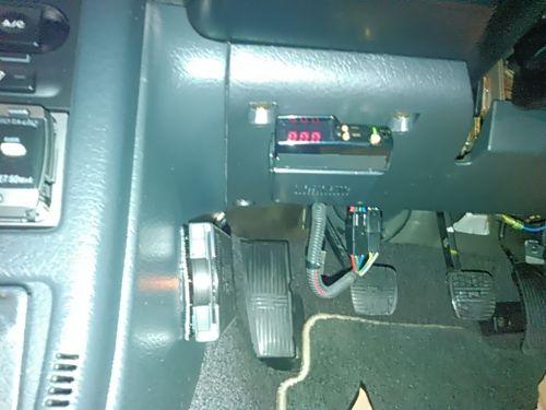 1994 Nissan Skyline R32 GT-R turbo timer