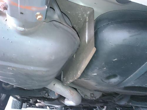 1994 Nissan Skyline R32 GT-R underbody 3