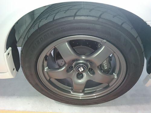 1994 Nissan Skyline R32 GT-R wheel