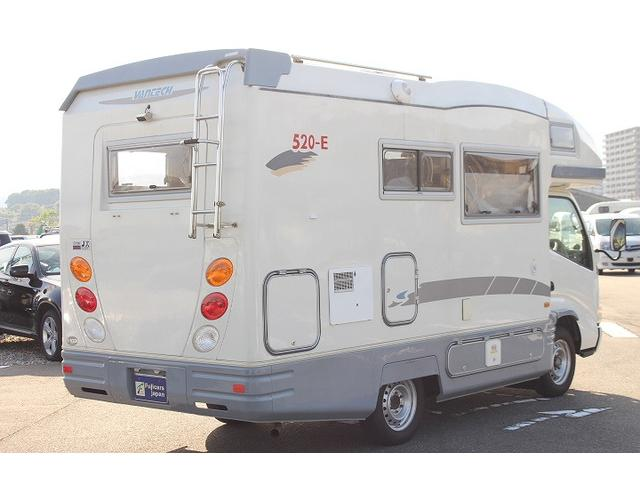 2010 Toyota Camroad motor home rear