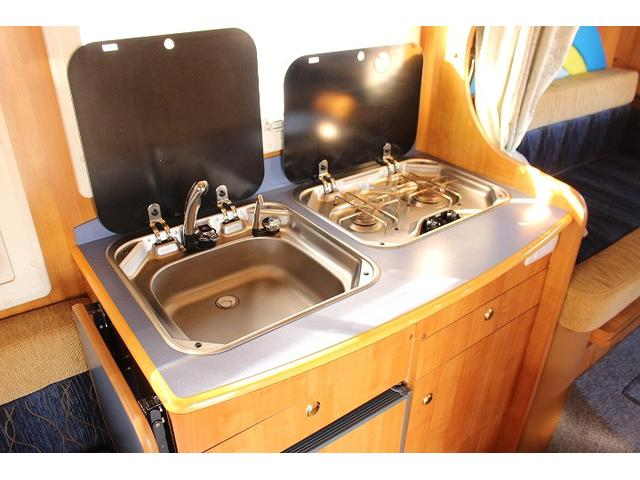 2010 Toyota Camroad motor home sink 2