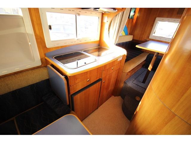 2010 Toyota Camroad motor home sink