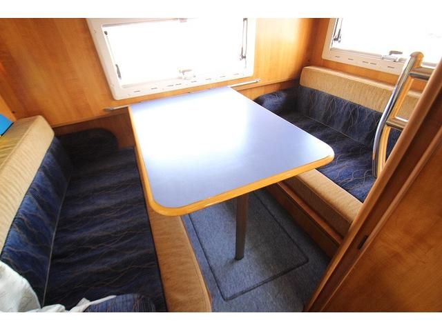 2010 Toyota Camroad motor home table 2