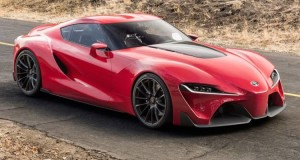 2014 FT-1 Sports Coupe Concept