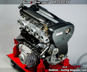 Nismo-finespec-engine-rb26dett