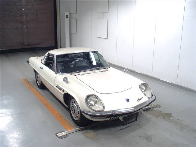 1968 Mazda Cosmo Sports L10A coupe auction front