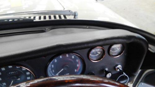 1968 Mazda Cosmo Sports L10A coupe dash 2