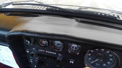 1968 Mazda Cosmo Sports L10A coupe dash 32