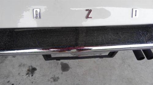 1968 Mazda Cosmo Sports L10A coupe rear bumper