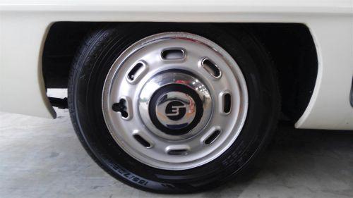 1968 Mazda Cosmo Sports L10A coupe wheel
