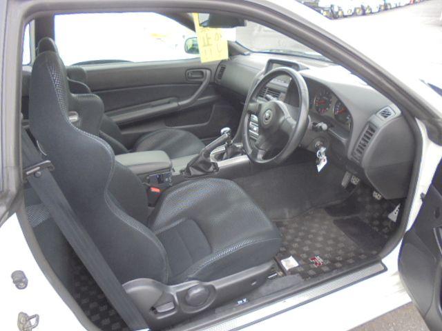 2002 Nissan Skyline R34 GT-R VSPEC2 NUR interior 2