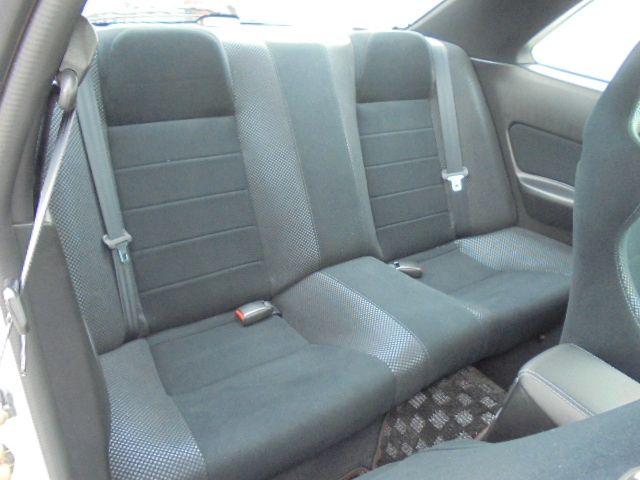 2002 Nissan Skyline R34 GT-R VSPEC2 NUR rear seats