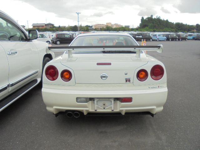 2002 Nissan Skyline R34 GT-R VSPEC2 NUR rear