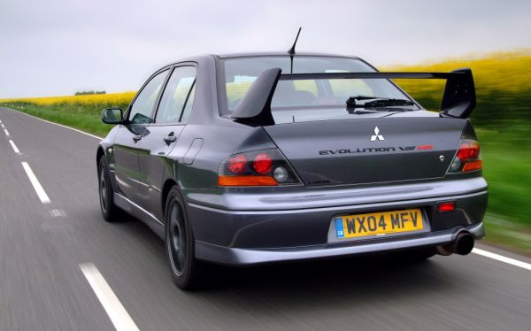 2006 Mitsubishi Lancer Evolution Mr >> Mitsubishi Lancer EVO 8 Import Information and ...