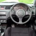 2004 Mitsubishi Lancer EVO 8 interior