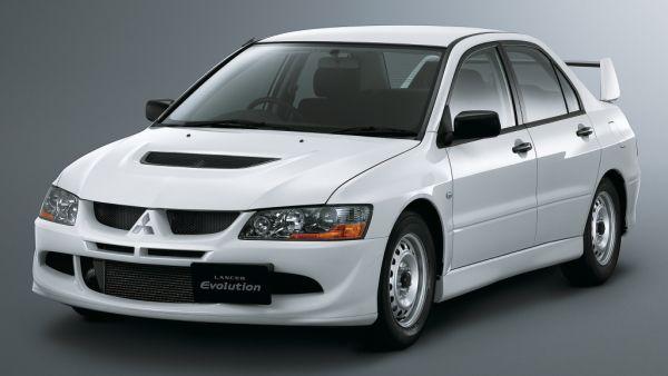 Mitsubishi Lancer EVO 8 Import Information and ...