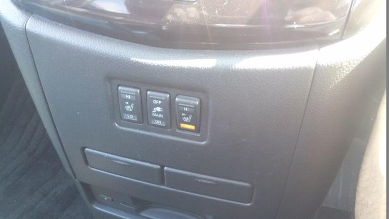 2010 Nissan Elgrand E52 4WD options