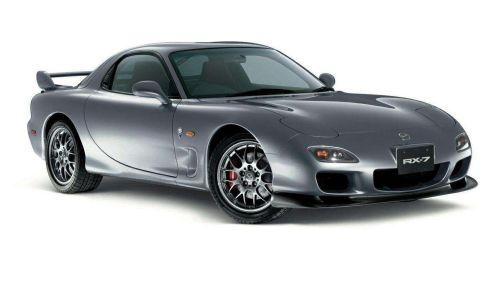 Mazda RX-7 Import Spirit R titanium grey