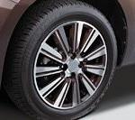Nissan Cube Z12 AUTECH AXIS wheels