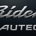 Nissan Cube Z12 AUTECH Rider Black Line badge