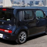 Nissan Cube Z12 AUTECH Rider Black Line rear