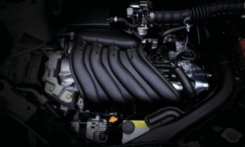 Nissan Cube Z12 HR15DE engine