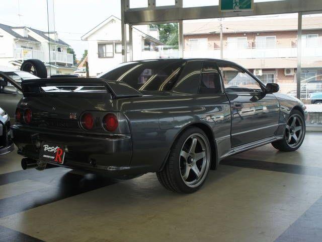 Nissan Skyline GTR NISMO rear