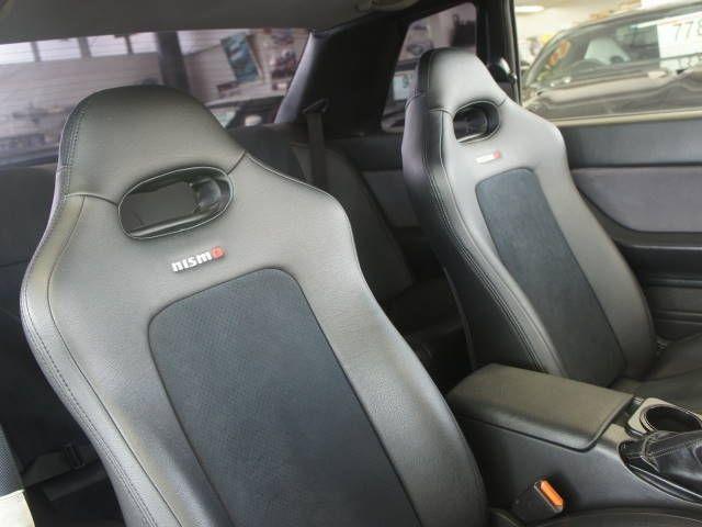 Nissan Skyline GTR NISMO spec driver seat