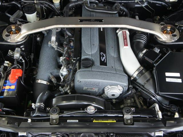 Nissan Skyline GTR NISMO spec engine