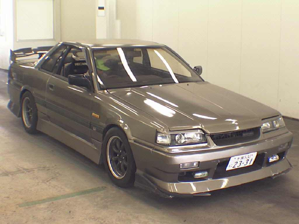 Nissan Nismo Leaf >> 1 of 200 ~ 1988 SKYLINE HR31 AUTECH Coupe - Prestige Motorsport