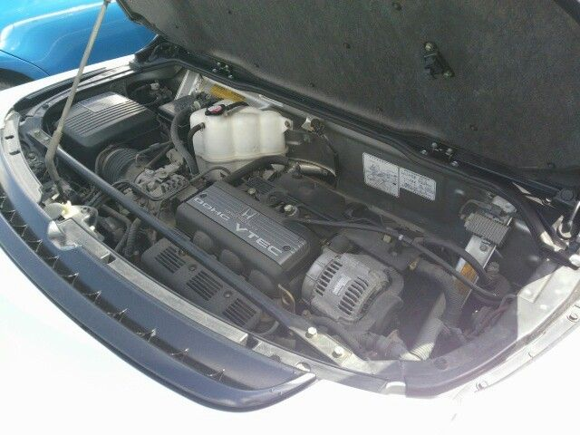 1992 Honda NSX coupe engine bay 4
