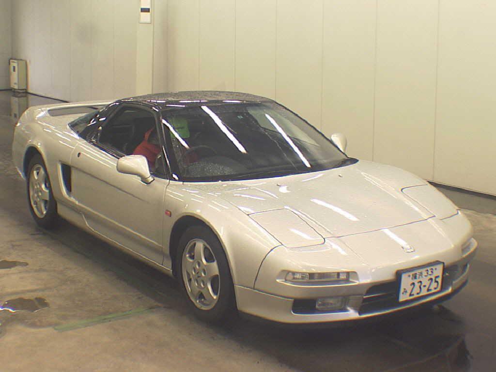 1992 Honda NSX coupe front