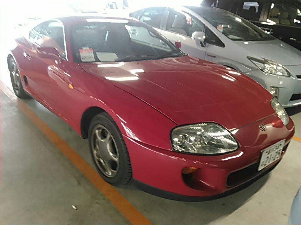 1994 Toyota Supra GZ twin turbo right front