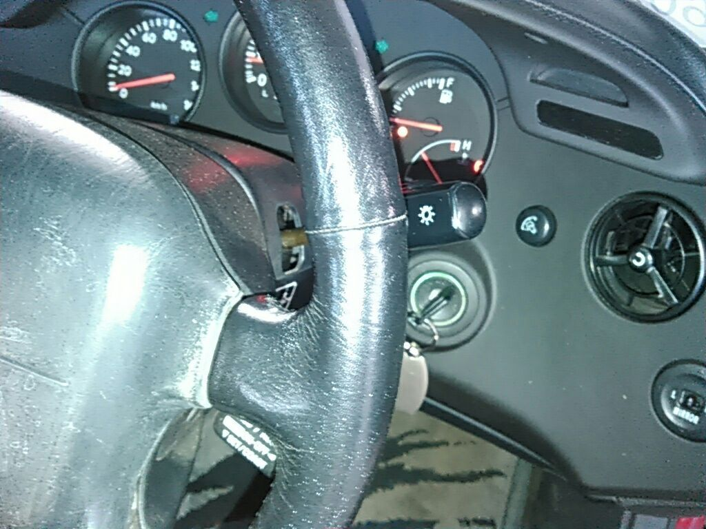 1994 Toyota Supra GZ twin turbo steering wheel 1